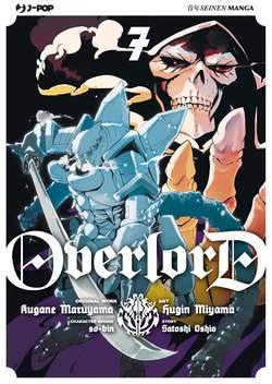 Copertina OVERLORD n.7 - OVERLORD, JPOP