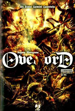 Copertina OVERLORD Light Novel n.4 - OVERLORD - Il Romanzo, JPOP