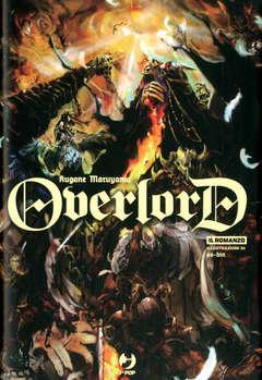 Copertina OVERLORD Light Novel n.1 - OVERLORD - Light Novel, JPOP