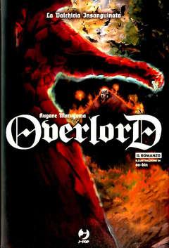 Copertina OVERLORD Light Novel n.3 - OVERLORD - Light Novel, JPOP