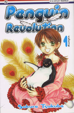 Copertina PENGUIN REVOLUTION n.1 - PENGUIN REVOLUTION, JPOP