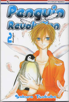 Copertina PENGUIN REVOLUTION n.2 - PENGUIN REVOLUTION, JPOP