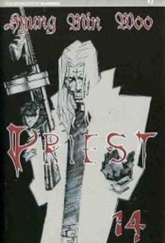 Copertina PRIEST n.14 - PRIEST N. 14, JPOP
