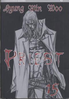 Copertina PRIEST n.15 - PRIEST 15, JPOP