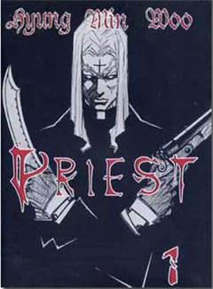 Copertina PRIEST n.1 - PRIEST                       1, JPOP