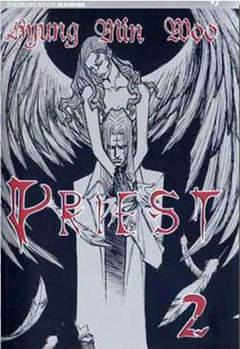 Copertina PRIEST n.2 - PRIEST                       2, JPOP
