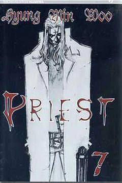 Copertina PRIEST n.7 - PRIEST                       7, JPOP