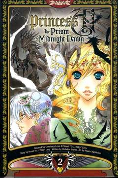 Copertina PRINCESS AI: THE PRISM OF MIDNIGHT DAWN n.2 - PRINCESS AI: THE PRISM OF MIDNIGHT DAWN, JPOP