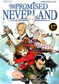 Copertina PROMISED NEVERLAND n.17 - THE PROMISED NEVERLAND, JPOP