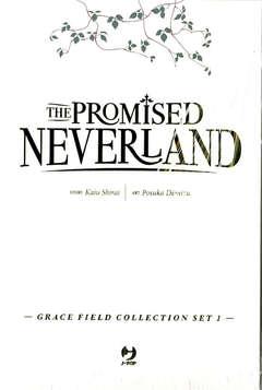 Copertina PROMISED NEVERLAND GRACE...SET n.1 - THE PROMISED NEVERLAND GRACE FIELD COLLECTION SET, JPOP