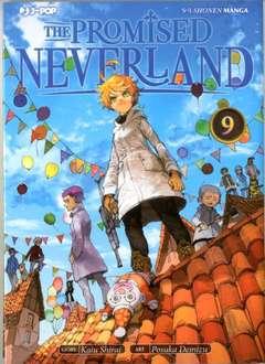 Copertina PROMISED NEVERLAND n.9 - THE PROMISED NEVERLAND, JPOP