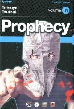 Copertina PROPHECY (m3) n.1 - PROPHECY, JPOP