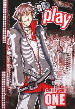 Copertina RE:PLAY n.1 - RE:PLAY, JPOP