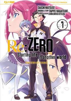 Copertina RE:ZERO - Stagione 3 (m11) n.7 - TRUTH OF ZERO, JPOP