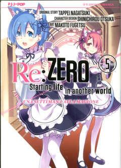 Copertina RE:ZERO - Stagione 2 (m5) n.5 - RE:ZERO - stagione 2 (m5), JPOP