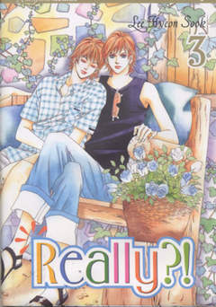 Copertina REALLY?! n.3 - REALLY?! , JPOP