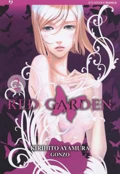 Copertina RED GARDEN n.2 - RED GARDEN, JPOP