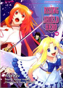 Copertina RISING OF THE SHIELD HERO n.18 - THE RISING OF THE SHIELD HERO, JPOP