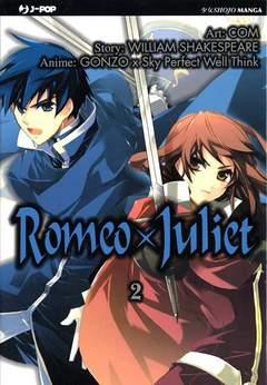 Copertina ROMEO X JULIET n.2 - ROMEO X JULIET, JPOP