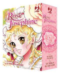 Copertina ROSE JOSEPHINE Box n. - ROSE JOSEPHINE - Box + 1/4, JPOP
