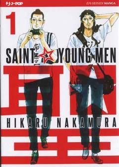Copertina SAINT YOUNG MEN n.1 - SAINT YOUNG MEN 1, JPOP