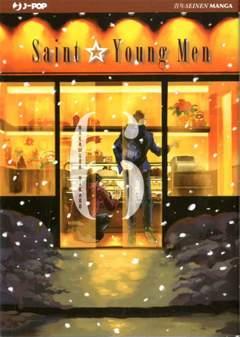 Copertina SAINT YOUNG MEN n.6 - SAINT YOUNG MEN 6, JPOP