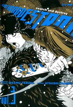 Copertina SEARCH AND DESTROY (m3) n.3 - SEARCH AND DESTROY, JPOP