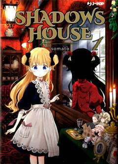 Copertina SHADOWS HOUSE n.1 - SHADOWS HOUSE, JPOP