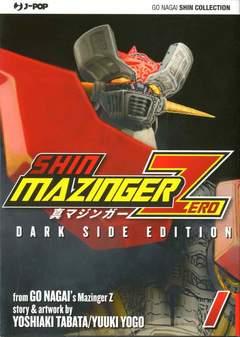 Copertina SHIN MAZINGER ZERO (m9) Var. n.1 - SHIN MAZINGER ZERO (m9) V    1, JPOP