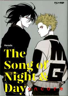 Copertina SONG OF NIGHT & DAY ENCORE n. - THE SONG OF NIGHT & DAY - ENCORE, JPOP