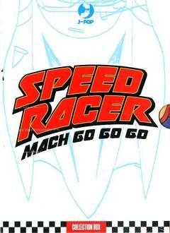 Copertina SPEED RACER MACH GO GO GO (m2) n.0 - SPEED RACER MACH GO GO GO Box (1/2), JPOP