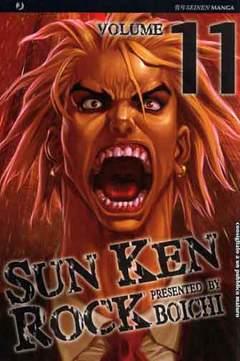 Copertina SUN KEN ROCK (m25) n.11 - SUN KEN ROCK, JPOP