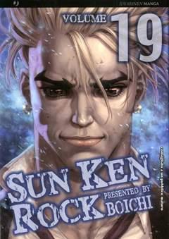 Copertina SUN KEN ROCK (m25) n.19 - SUN KEN ROCK, JPOP