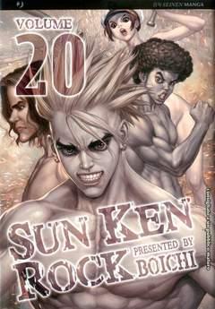 Copertina SUN KEN ROCK (m25) n.20 - SUN KEN ROCK , JPOP