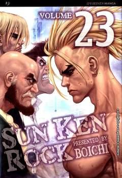 Copertina SUN KEN ROCK (m25) n.23 - SUN KEN ROCK, JPOP