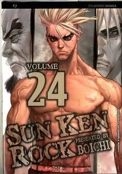 Copertina SUN KEN ROCK (m25) n.24 - SUN KEN ROCK, JPOP
