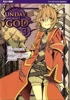 Copertina SUNDAY WITHOUT GOD (m4) n.3 - SUNDAY WITHOUT GOD, JPOP