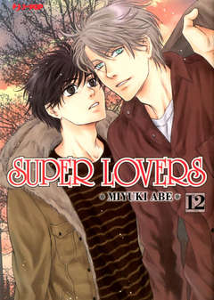 Copertina SUPER LOVERS n.12 - SUPER LOVERS, JPOP