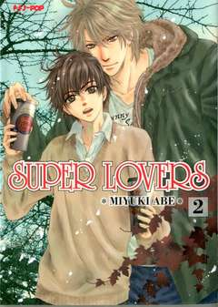 Copertina SUPER LOVERS n.2 - SUPER LOVERS, JPOP