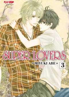 Copertina SUPER LOVERS n.3 - SUPER LOVERS, JPOP