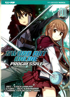 Copertina SWORD ART ONLINE PROGRESSIVE n.1 - SWORD ART ONLINE - PROGRESSIVE, JPOP