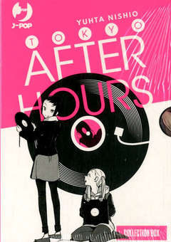 Copertina TOKYO AFTER HOURS Box n. - TOKYO AFTER HOURS box 1/3, JPOP