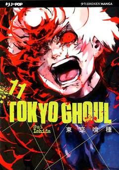 Copertina TOKYO GHOUL (m14) n.11 - TOKYO GHOUL, JPOP
