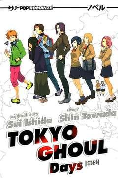 Copertina TOKYO GHOUL Novel n.1 - HIBI, JPOP