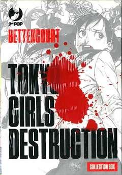 Copertina TOKYO GIRLS DESTRUCTION Box n. - TOKYO GIRLS DESTRUCTION 1/3, JPOP