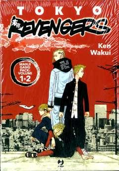 Copertina TOKYO REVENGERS MANJI G. PACK n. - TOKYO REVENGERS MANJI GANG PACK 1/2, JPOP