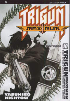 Copertina TRIGUN MAXIMUM n.10 - TRIGUN MAXIMUM, JPOP