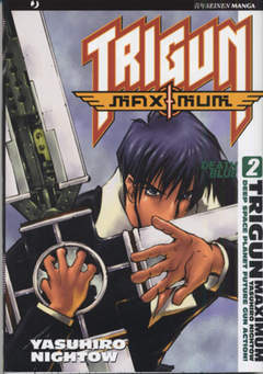 Copertina TRIGUN MAXIMUM n.2 - TRIGUN MAXIMUM, JPOP