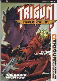 Copertina TRIGUN MAXIMUM n.4 - TRIGUN MAXIMUM, JPOP
