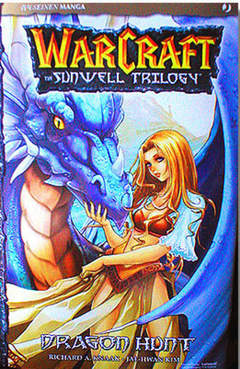 Copertina WARCRAFT SUNWELL TRILOGY n.1 - WARCRAFT SUNWELL TRILOGY, JPOP